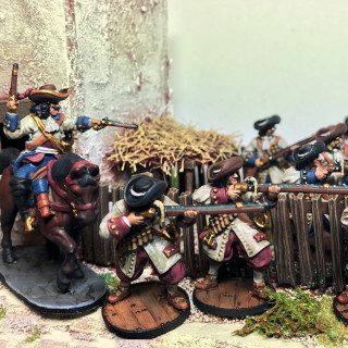More Infantry, Spanish Infantry