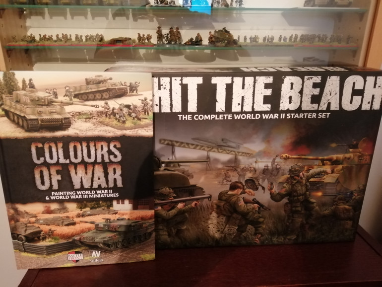 Hit the Beaches and Colours of War