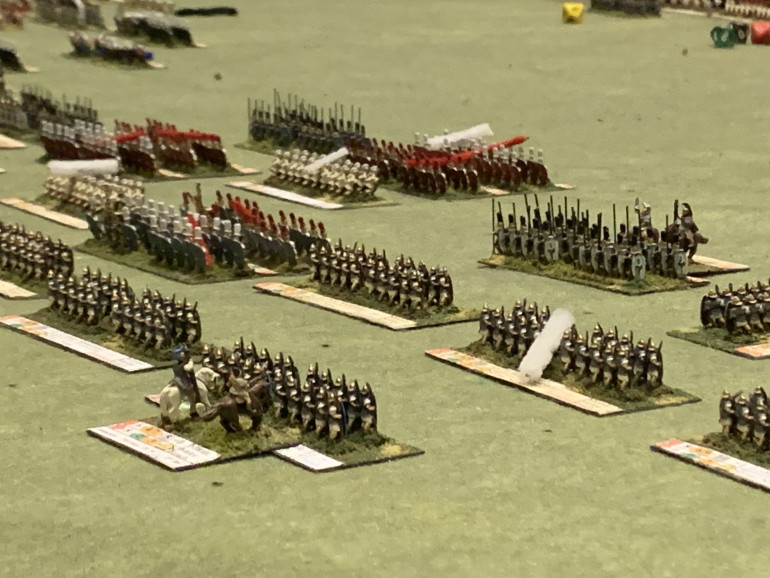 Bonus Post - Battle of Magnesia - 6mm Ancients
