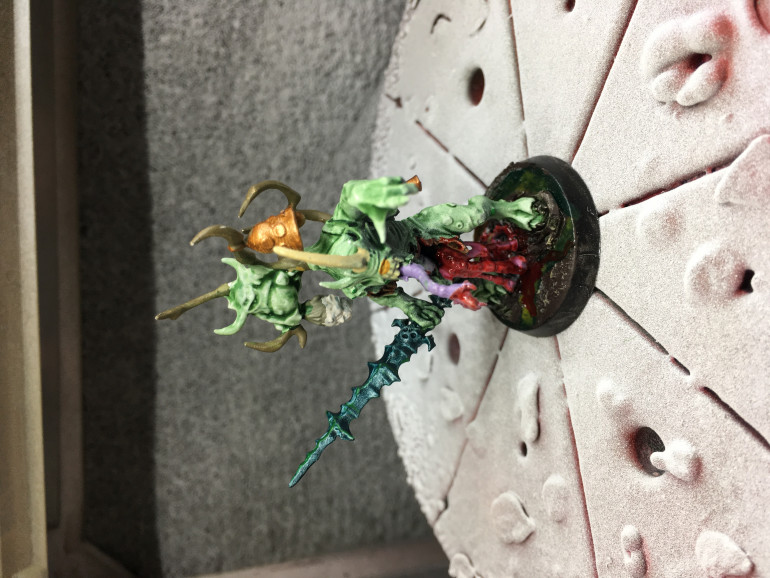 so this is a test of a plaguebearer.