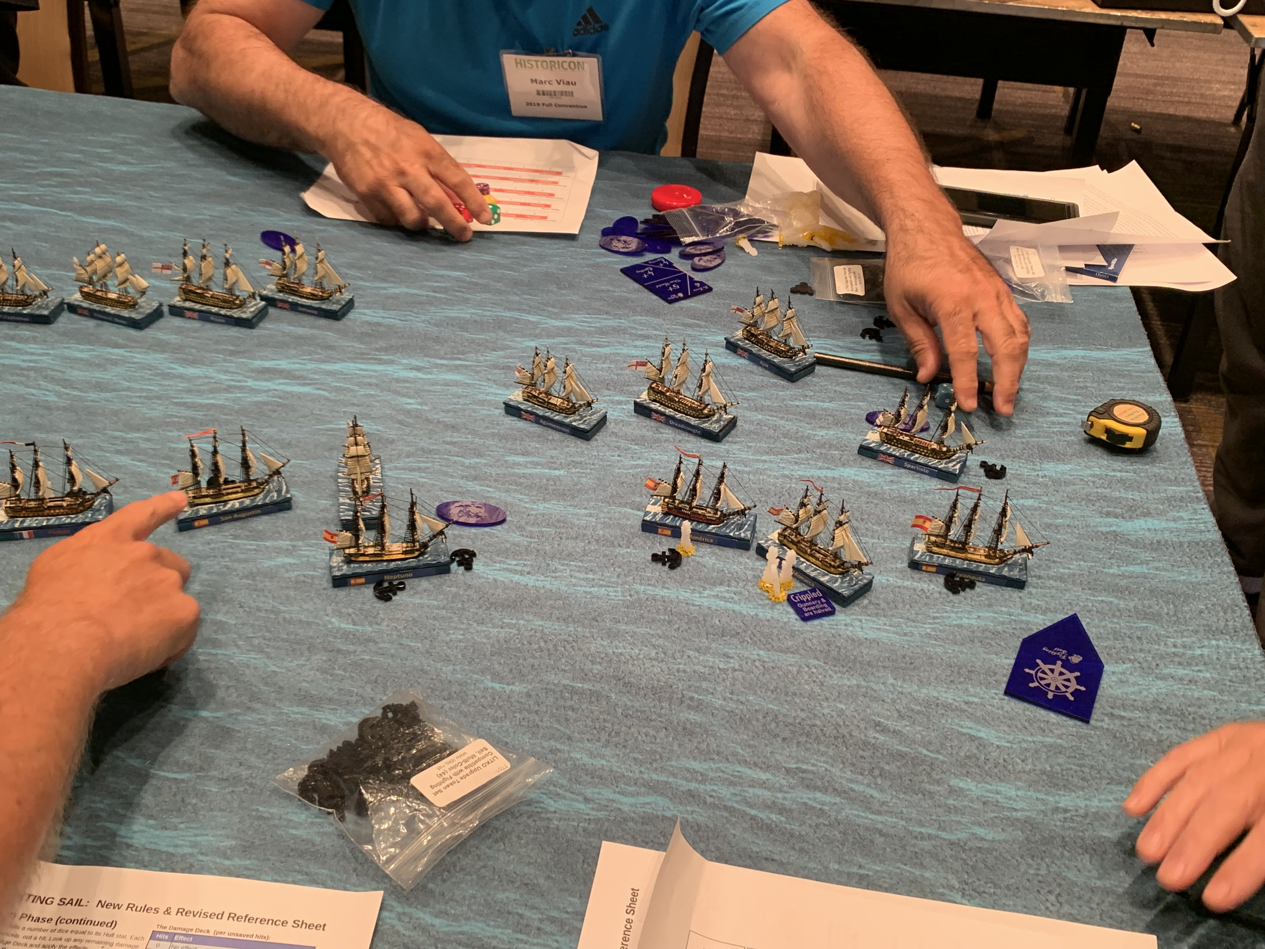 Osprey – Fighting Sail – OnTableTop – Home of Beasts of War