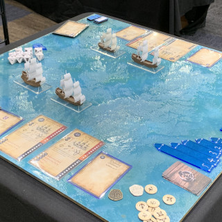 Firelock Games Bring Their New WW1 Game To Demo At Historicon