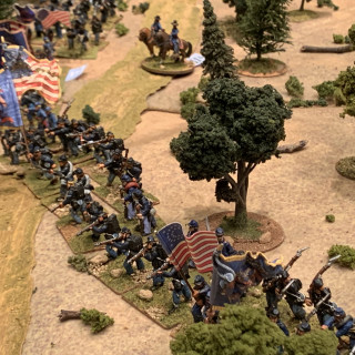 Carnage and Glory - American Civil War