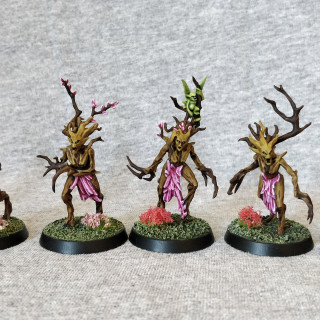 Update: First batch of Dryads, and a conversion