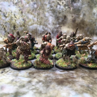 The Undead March