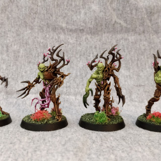 Update: Spite-Revenants, army shot, and...?