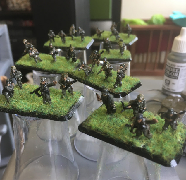War World Scenics 2mm Summer Grass
