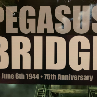 BONUS POST - Pegasus Bridge by Tom Uhl