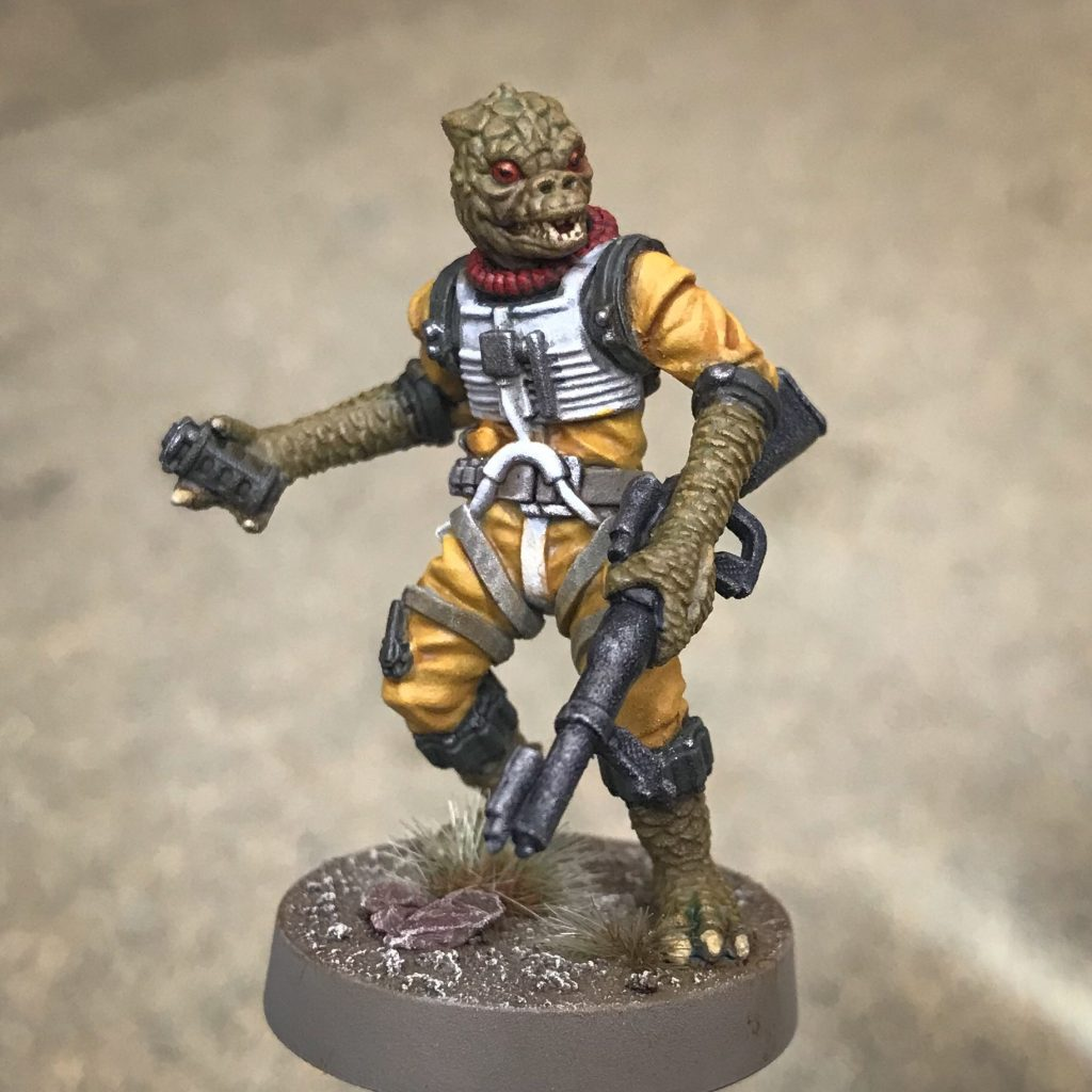 Bossk by graystoak