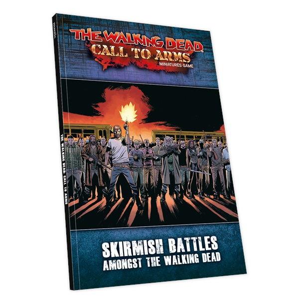 Call To Arms Rulesbook - Mantic Games
