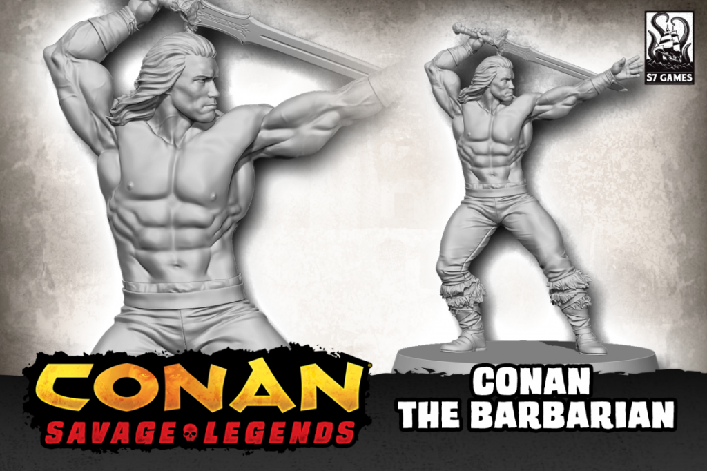 Conan The Barbarian - Shinobi7