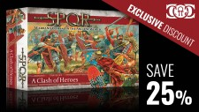 Deal: Save 25% On SPQR (Ends Monday!)