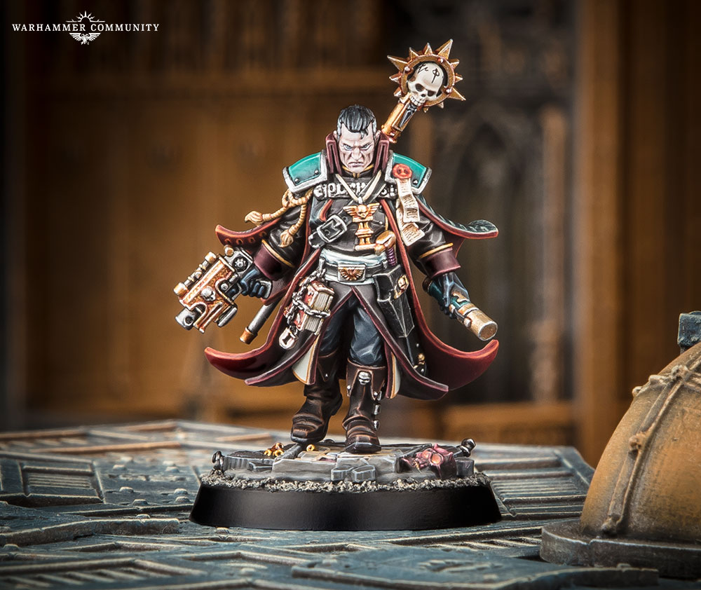 Eisenhorn & Terrifying Daemons Come To Warhammer 40K Kill Team