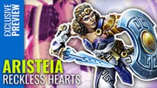 Reckless Hearts Meet As Corvus Belli Reveal Aristeia! Expansion