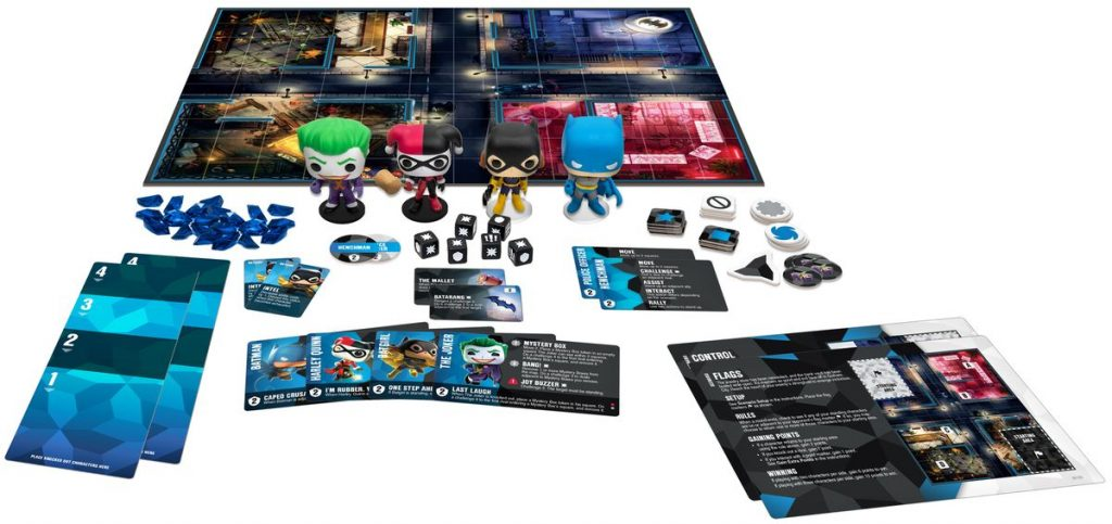Funkoverse Strategy Game #2