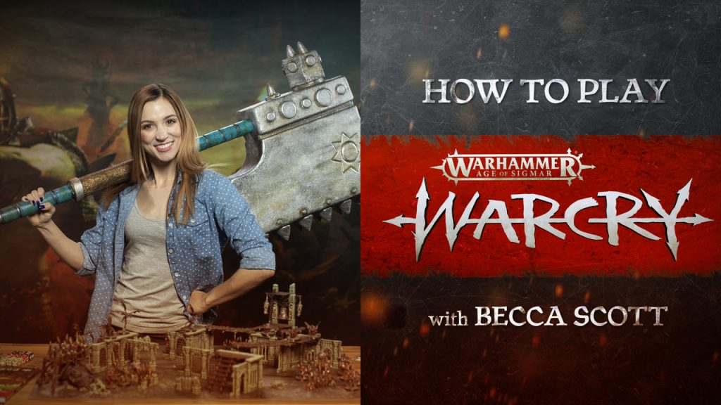 How To Play Warcry - Games Workshop