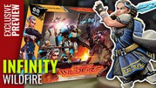 Infinity Wildfire Spreads Through Gen Con In New Two-Player Battle Pack
