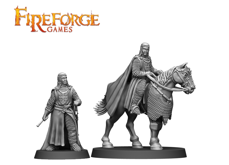 King Baldwin - FireForge Games