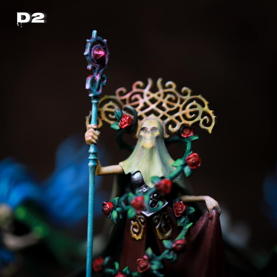 Lady Olynder #3 -d2painterth