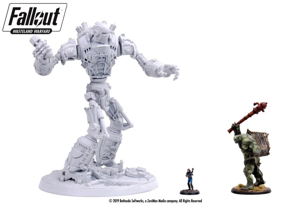 Liberty Prime #2 - Modiphius