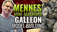 Mennes' Mini Mashup: Galleon – Part Three