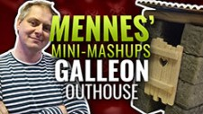 Mennes' Mini Mashup: Galleon – Part Seven
