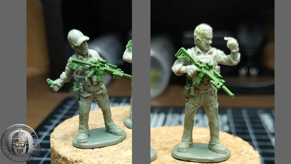 Modern Soldiers - Footsore Miniatures