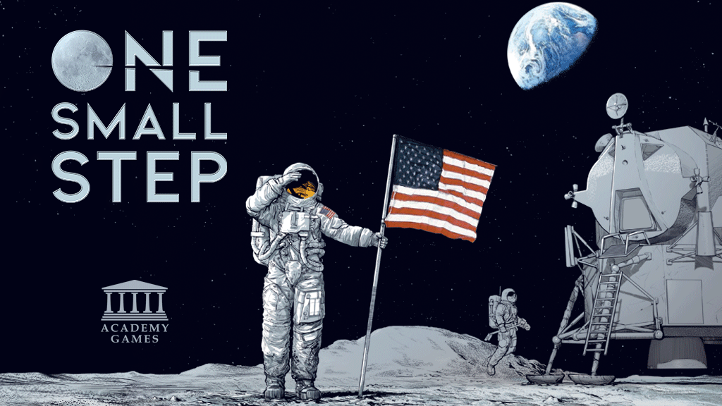 One Small Step - Academy Games