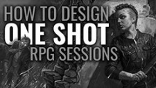 How To Design One Shot Roleplay Sessions!