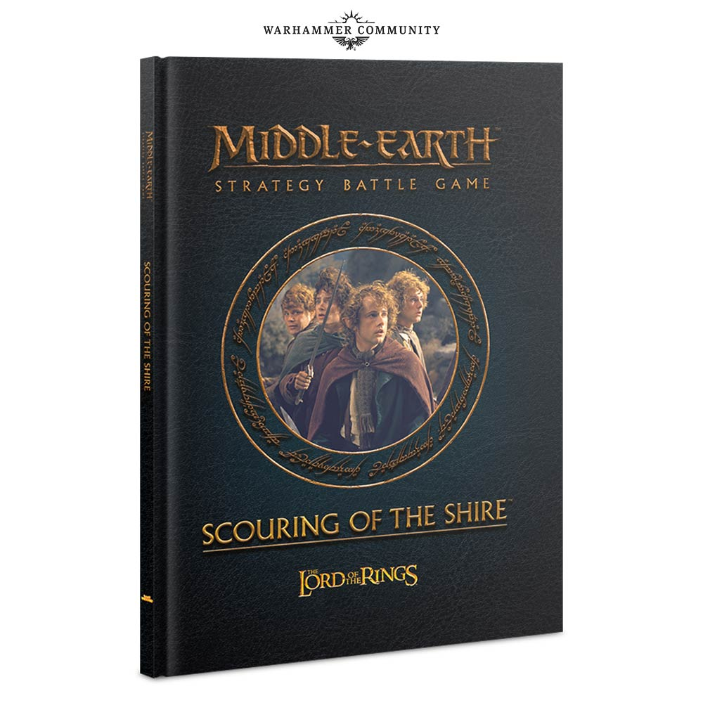 Scouring Of The Shire - Middle-earth SBG