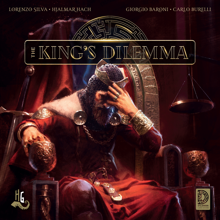 The King's Dilemma - Horrible Games