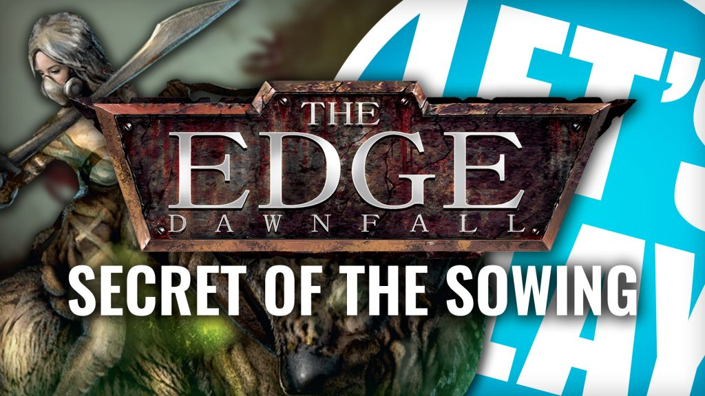 Let's Play: The Edge - Secret Of The Sowing