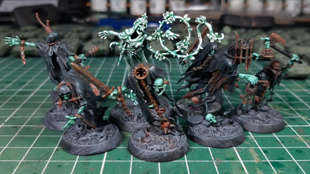 Thorns Of The Briar Queen Warband by piers