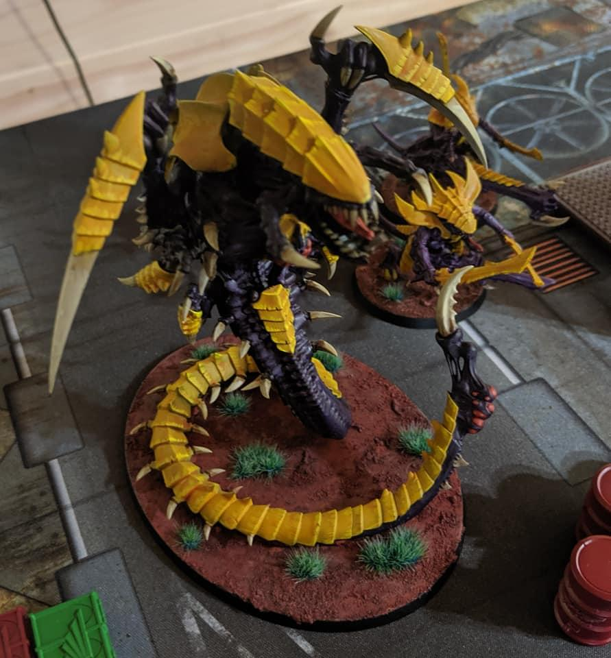 Community Spotlight: Lannisters, Swarms Of Tyranids & Frosty