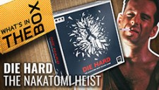 Unboxing: Die Hard, The Nakatomi Heist Board Game
