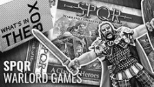 Unboxing: SPQR – A Clash Of Heroes