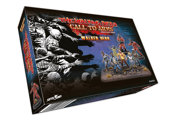 Walker Herd Pack - Mantic Games