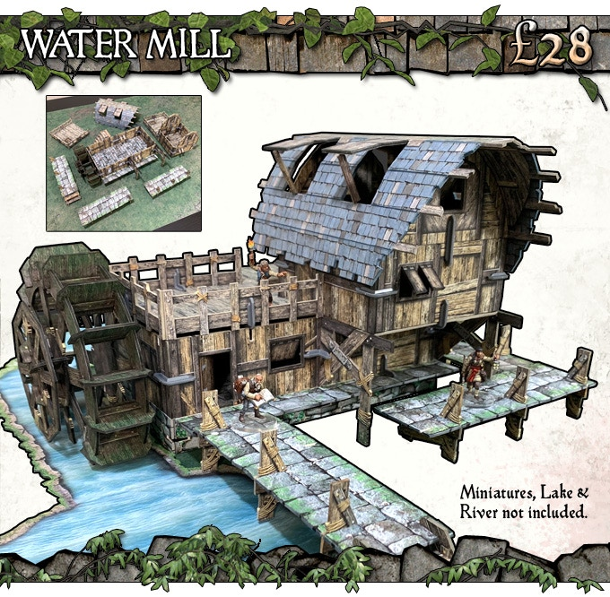 Water Mill - Battle Systems
