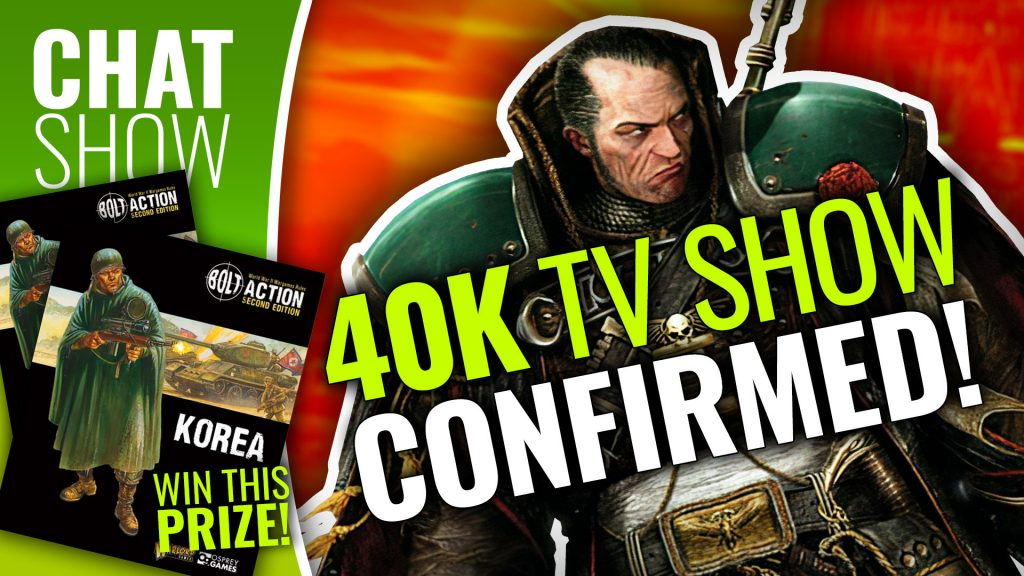Weekender: Warhammer 40K TV Show Announced!