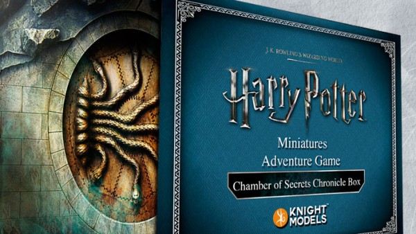 Knight Models Introduce The Chamber Of Secrets Chronicle Box