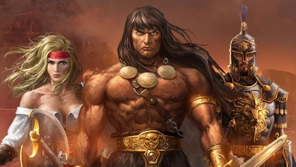 Become A Hero Of The Hyborian Age In Conan: Savage Legends