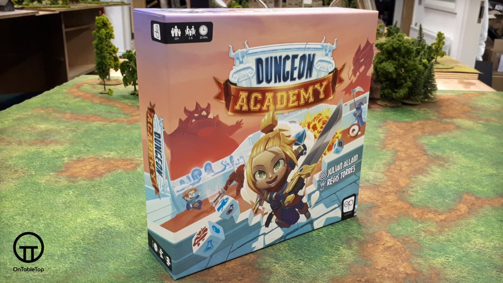 Quick Look: Dungeon Academy