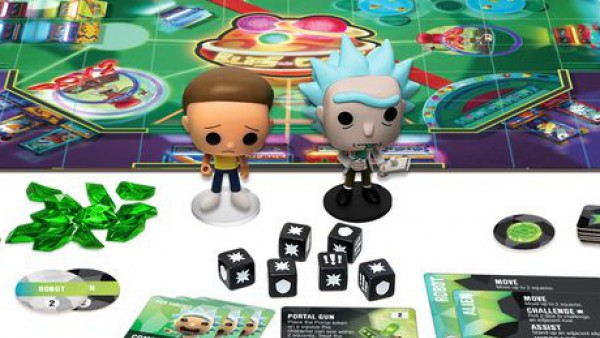 Funko Show Off Their New Strategy Game Collection