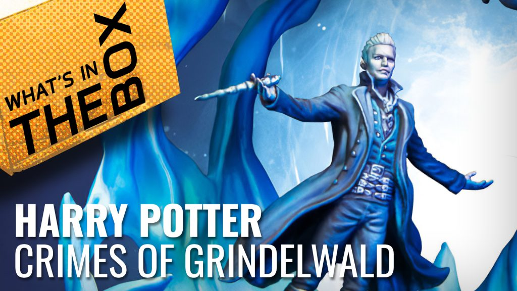 Harry Potter Unboxing: Crimes of Grindelwald
