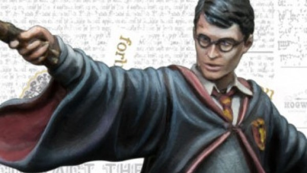 Knight Models Now Taking Harry Potter Core Box Pre-Orders