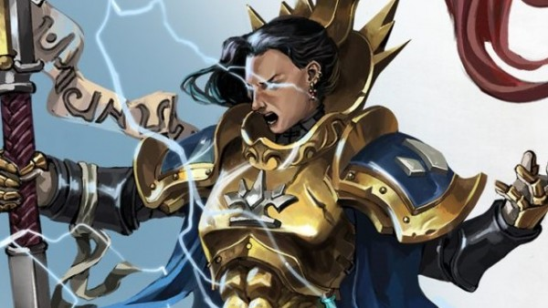 Harness The Power Of A God In Age Of Sigmar: Soulbound