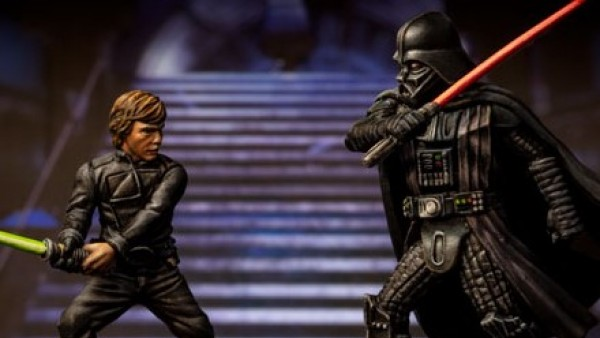 Luke Clashes With Vader In New Star Wars: Legion Operative Sets