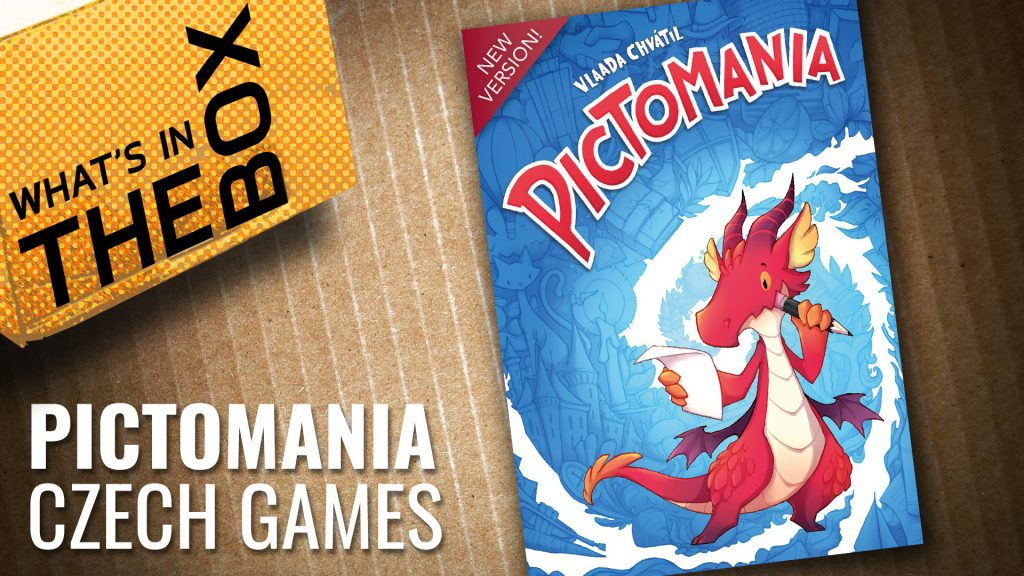 Unboxing: Pictomania