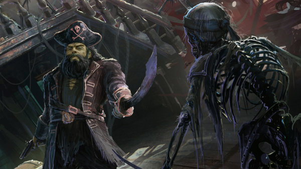 Dead Earth Games Launching Pirate Kickstarter Tonight!