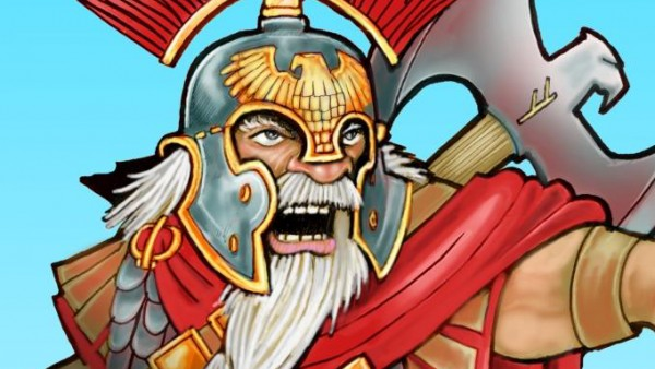West Wind Preview New Project Featuring Roman Dwarves!